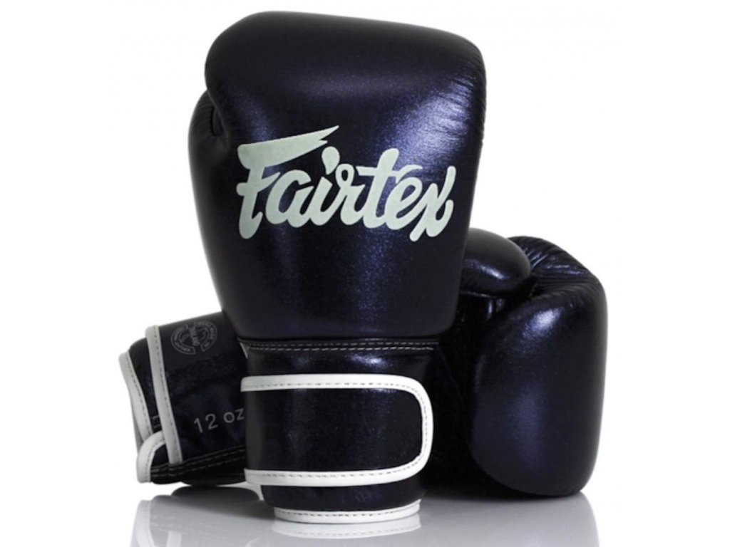 Boxerské rukavice Fairtex Aura BGV12 - fialová barva
