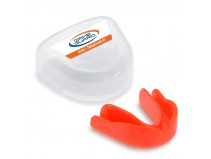 Chránič zubů Game Guard - červený
