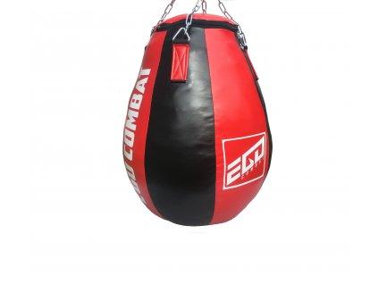 Velká boxovací hruška Ego Combat Endurance v černo-červené barvě