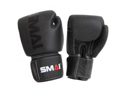 Boxerské rukavice SMAI ELITE P85  - černá barva