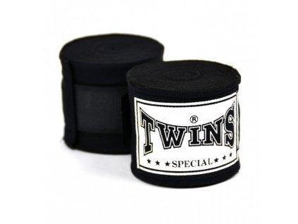 TWINS polo-elastická bandáž 4,5 m - černá