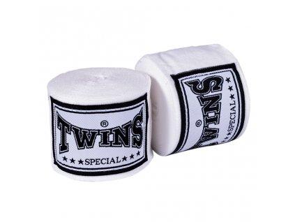 TWINS polo-elastická bandáž 4,5 m - bílá