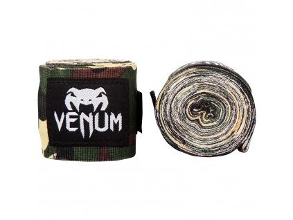 Venum bandáže na ruce Kontact 4m - camo