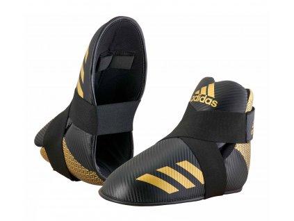 adidas chrániče nohou - botičky adiKBB300HD - černá/zlatá