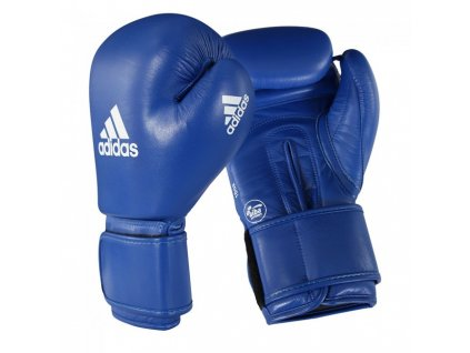adidas boxerké rukavice AIBA - modrá