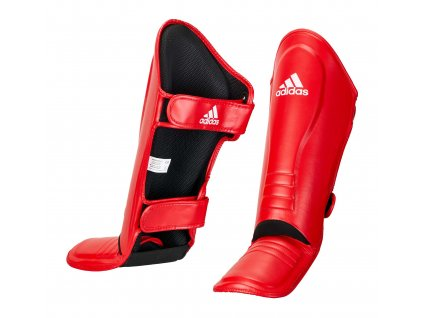 adidas Super-Pro chrániče na thajský box adiSGSS011 - červená