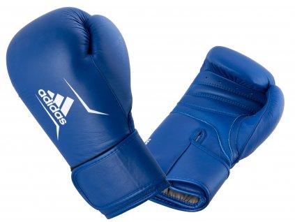 adidas boxerké rukavice Speed 175  - modrá