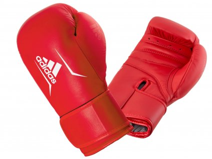 adidas boxerké rukavice Speed 175  - červená