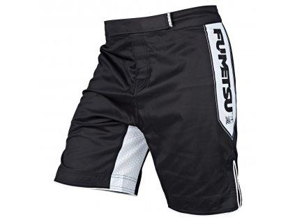 Fumetsu MMA/BJJ trenky Competitor MK1  - černá/bílá