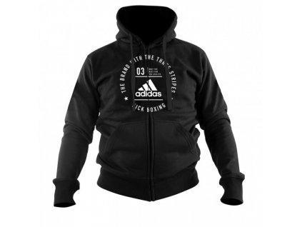 adidas Community mikina kick-boxing adiCL03KB - černá