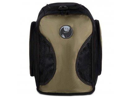 Fumetsu Evolve konvertibilní batoh/taška - khaki