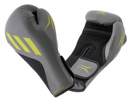 adidas boxerké rukavice Speed Tilt 150  - šedá