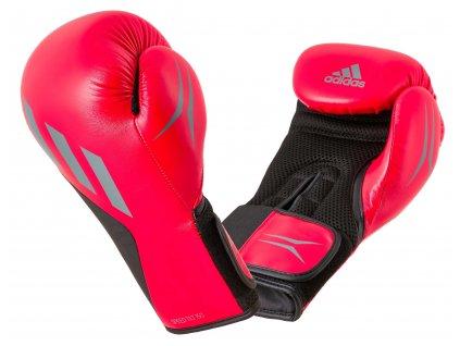 adidas boxerké rukavice Speed Tilt 150  - červená