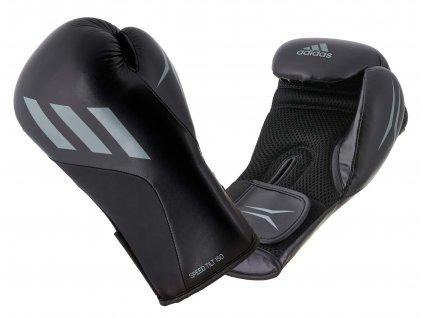 adidas boxerké rukavice Speed Tilt 150  - černá