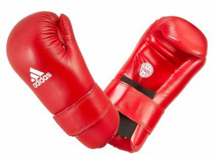 adiWAKOG3 wako kickboxen semi contact gloves rot adidas 1