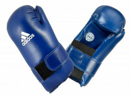 adiWAKOG3 wako kickboxen semi contact gloves blau adidas 1