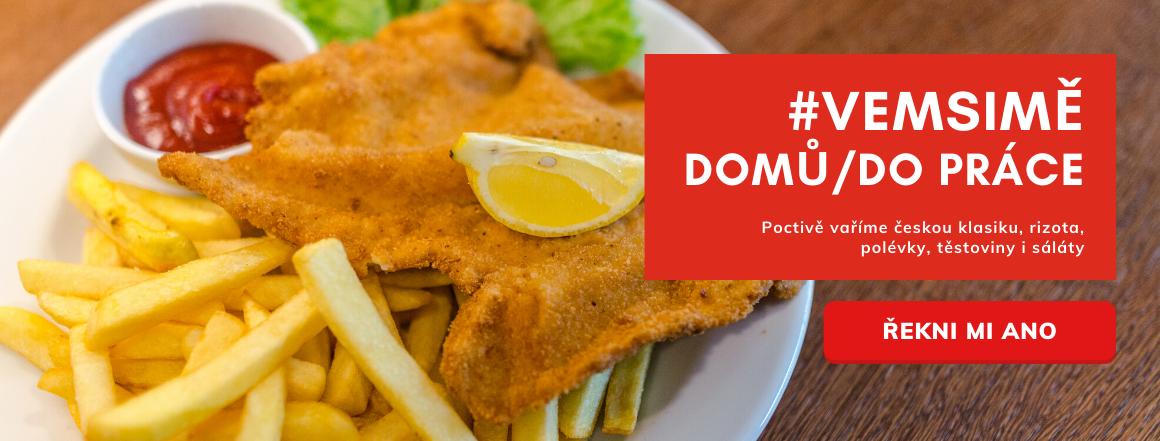Rozvoz hotových jídel pro každý den - Dnes objednáte (do 18:00), zítra obědváte!
