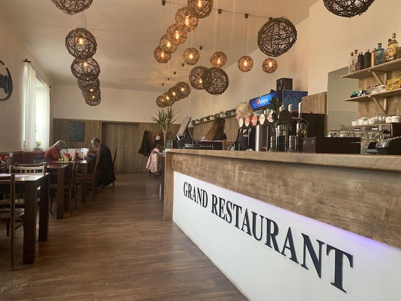 Grand menu restaurace Olšany u Prostějova - Olšany u Prostějova 134, 798 12 Olšany u Prostějova