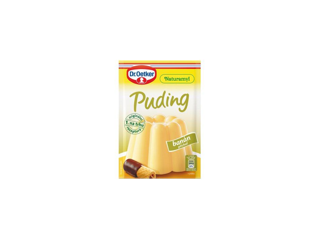 puding banán