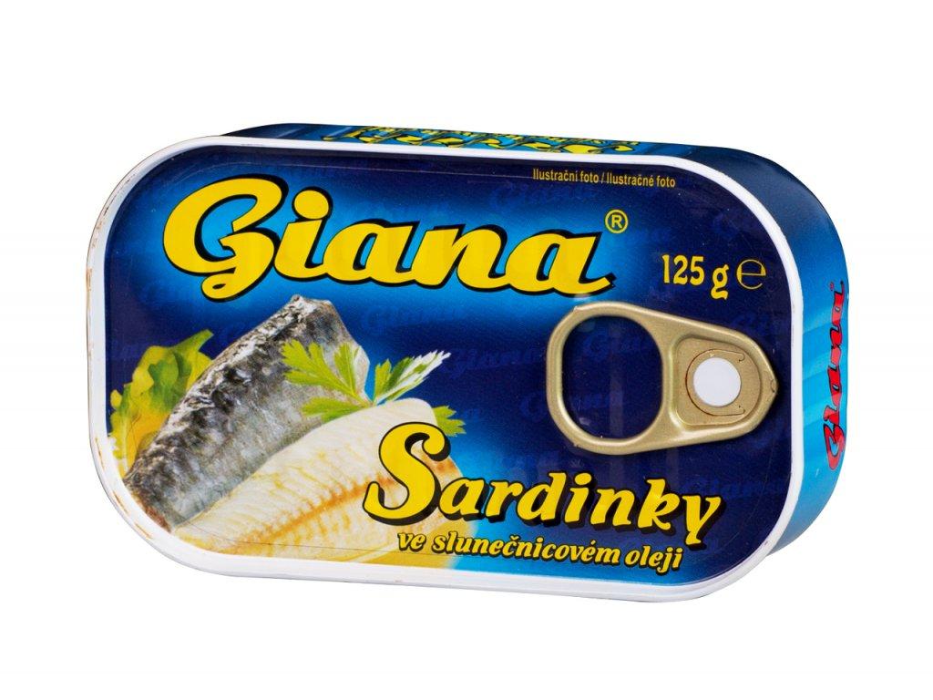 sardinky voleji