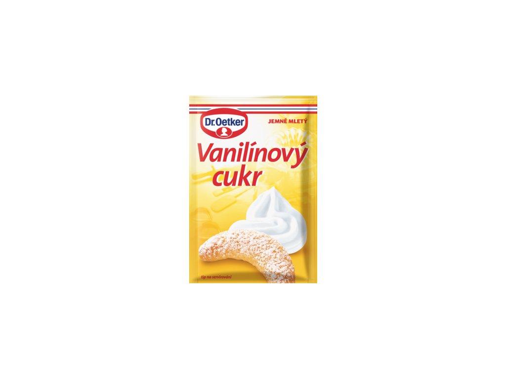 vanilinovy cukr