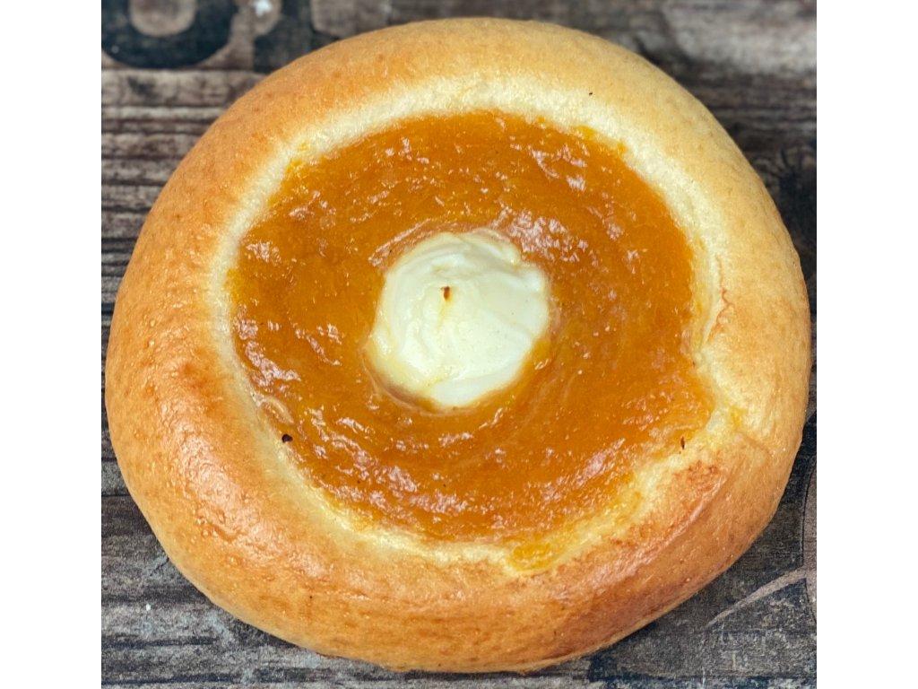 Koláč meruňkový