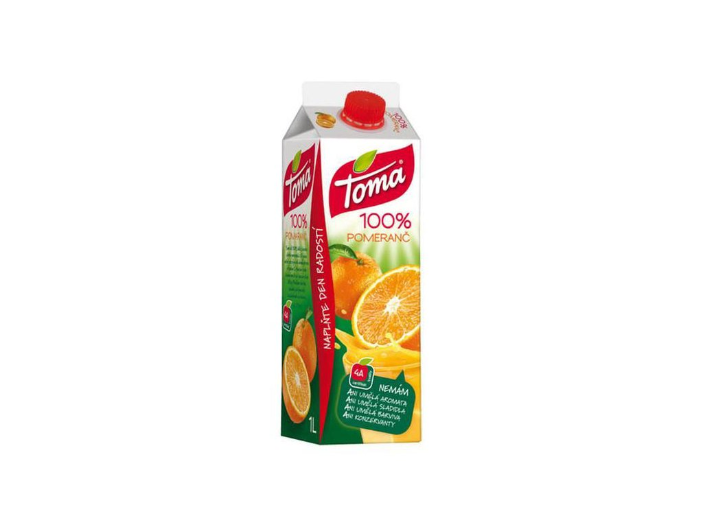 toma pomeranc