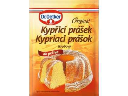 kyprici prasek