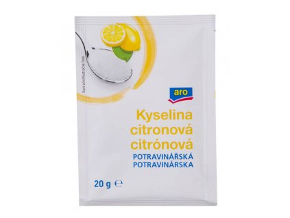 kyselina citronova