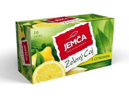 1440 caj jemca zeleny s citronem