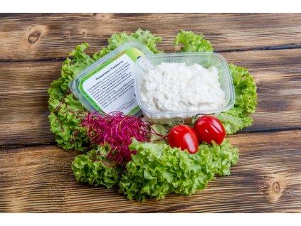 Pomazánka topinková česnek - sýr