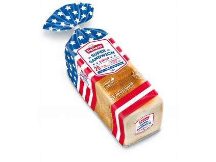 Toustový chléb 500g