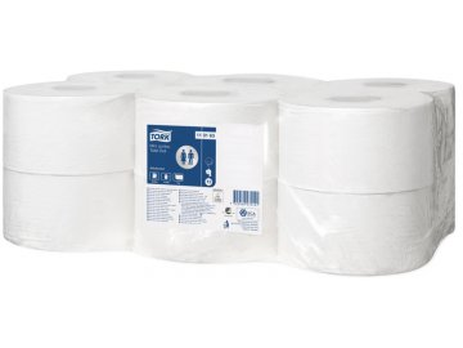 110163 Tork Mini Jumbo Toilet Roll