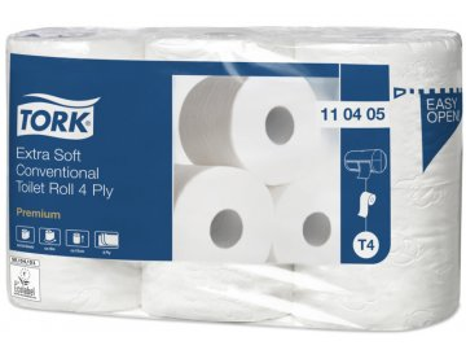 Tork toaletní papír T4 extra jemný