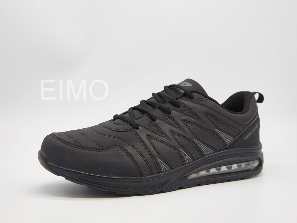 Černá pánská sportovní obuv Rosso