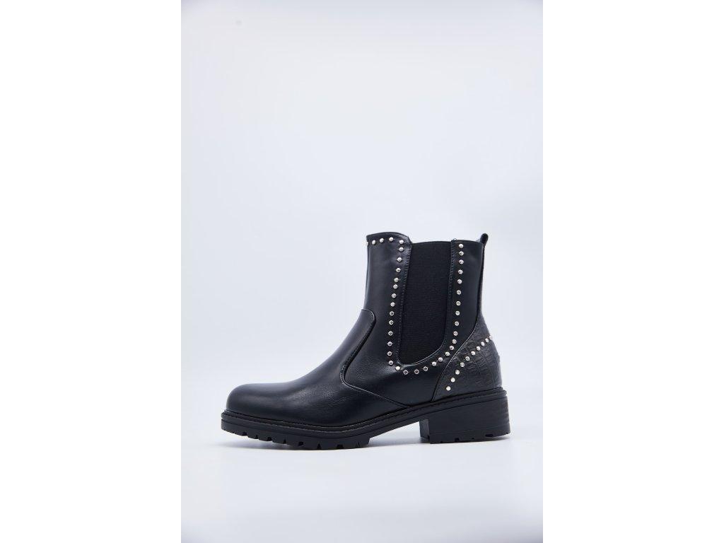 Kotníkové boty Vistaria - vnější strana