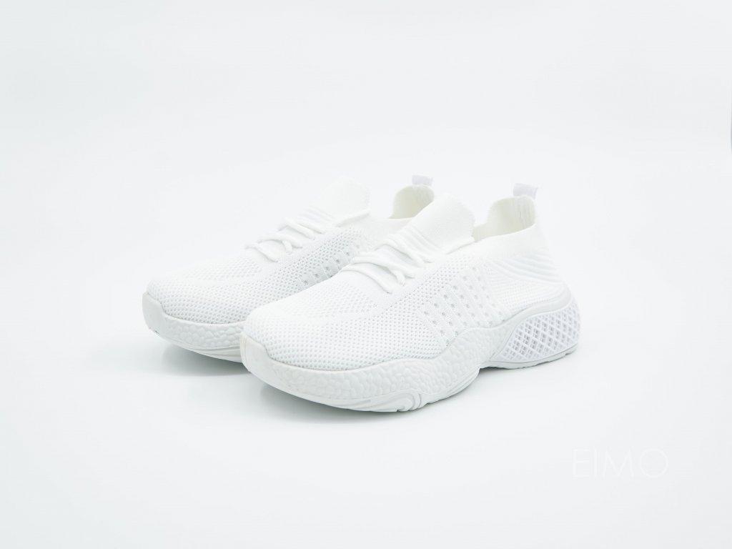 Bílé tenisky DropIt! - pár