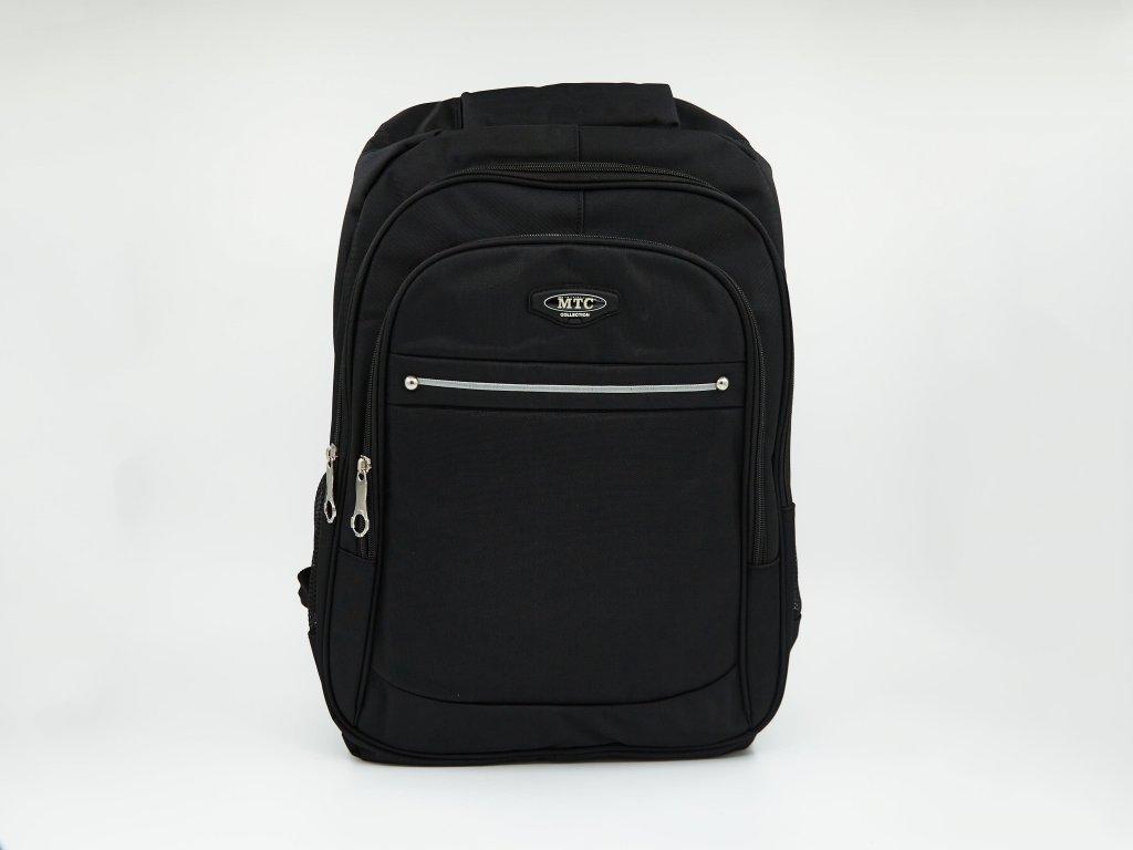 Černý batoh s šedými prvky ThrustU mini (1)