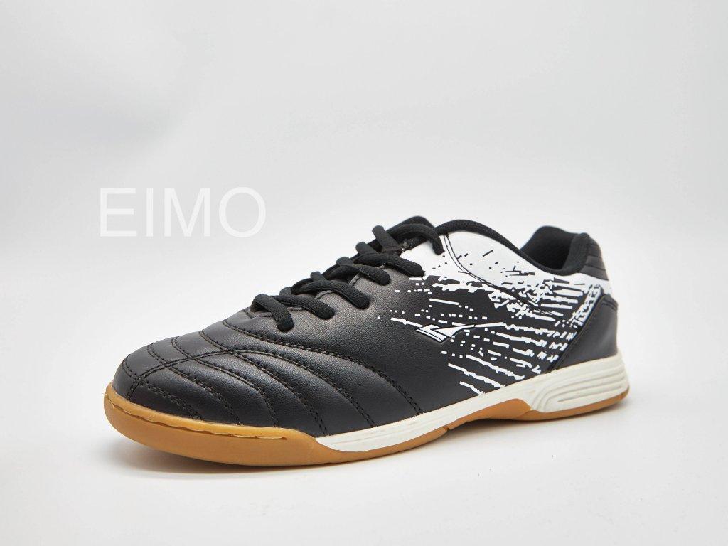 Sálová dámská obuv černo-bílá Mimzi