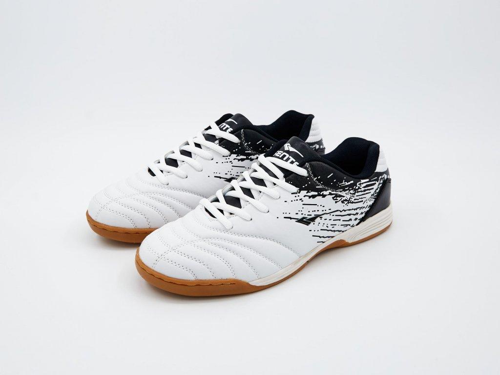 Sálová dámská obuv bílo-černá Windor