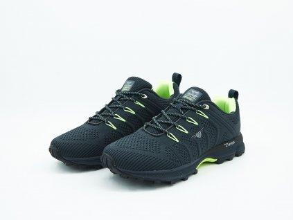 Černá pánská sportovní obuv Diabolo