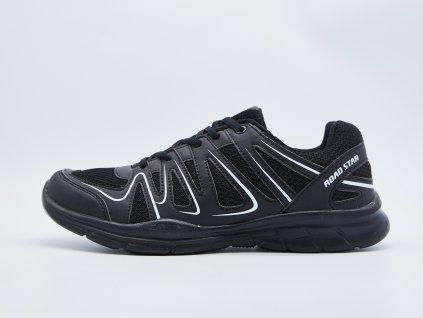 Černá pánská sportovní obuv Hellior