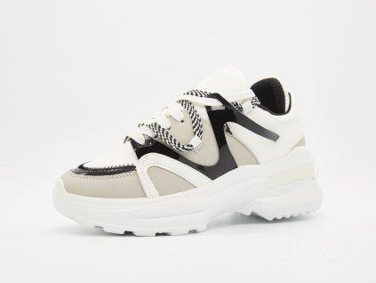 Sneakersy Coralia - vnější pohled