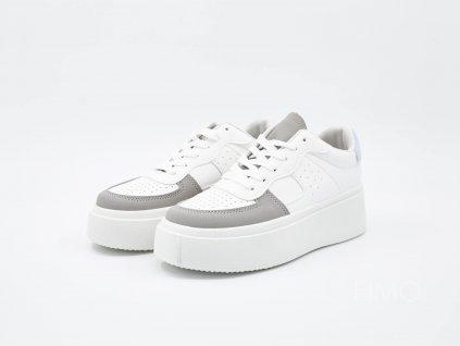 Bílé Sneakers UrbanTraffic1 - pár