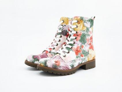 Dámské kotníkové boty Silvia - pár