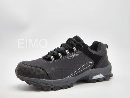 Černá dámská sportovní obuv Bony