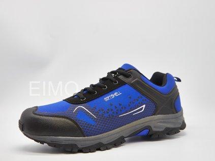 Dámské modročerné sportovní boty Venalas