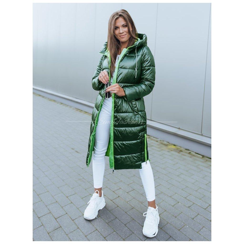 Dámská bunda BETHANNY/Zelená