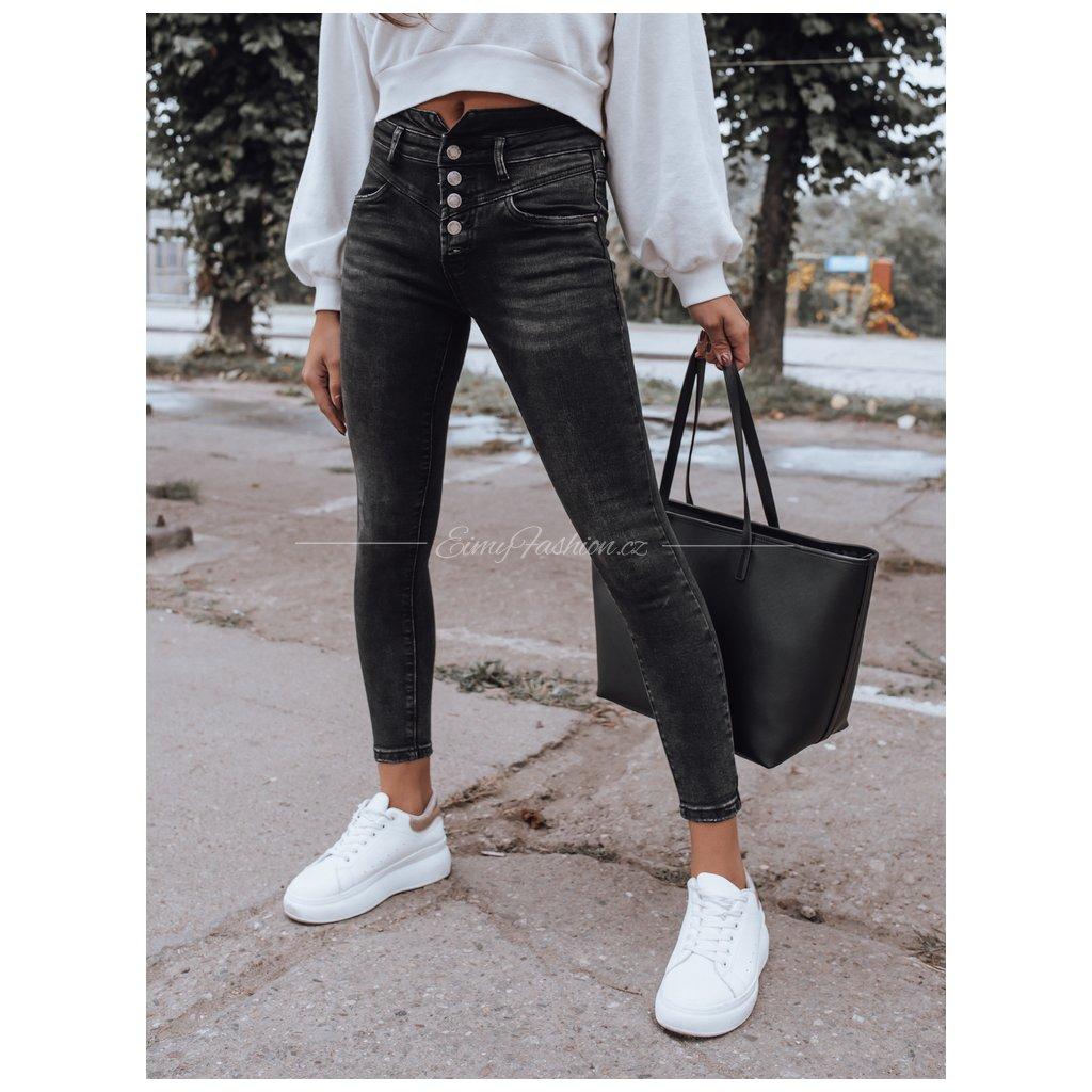 Dámské kalhoty VILLE/Black