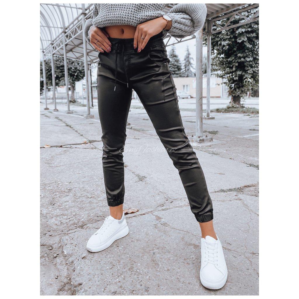 Dámské kalhoty CARLA/Black